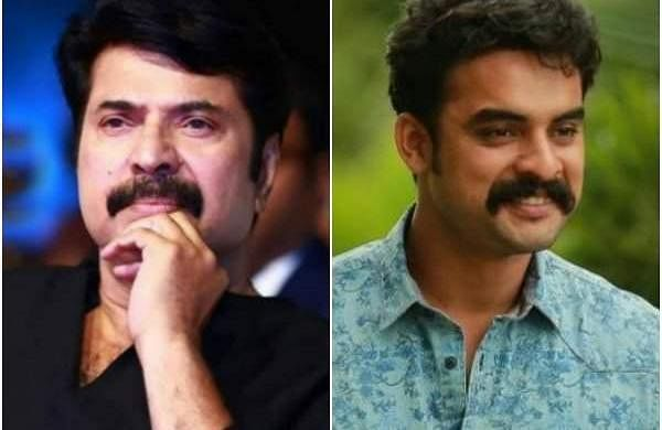 Tovino not part of Mammootty film