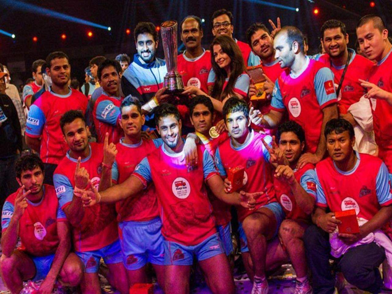 Teaser of Sons of the Soil: Jaipur Pink Panthers is out