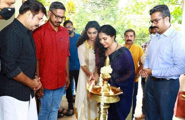 Asha Sarath's next, Khedda, begins rolling