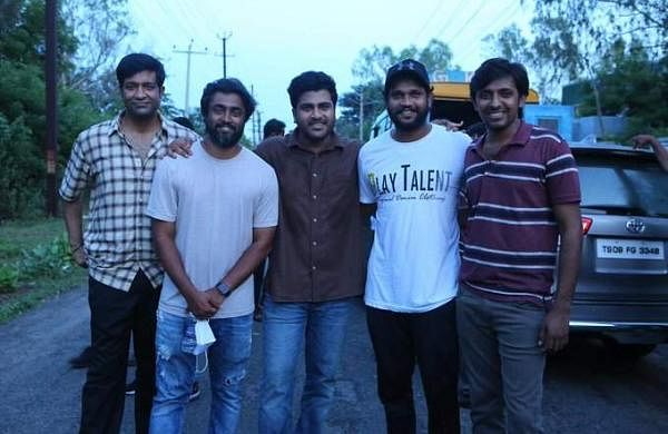 It is a wrap for Sharwanand-Ritu Varma film