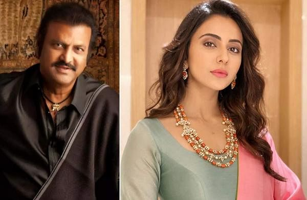 Rakul Preet joins Mohan Babu's Son of India?