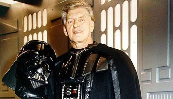 David Prowse died at 85