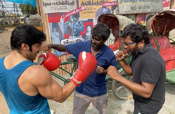 It's a wrap for Arya-Pa Ranjith film