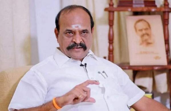 Minister Kadambur Raju