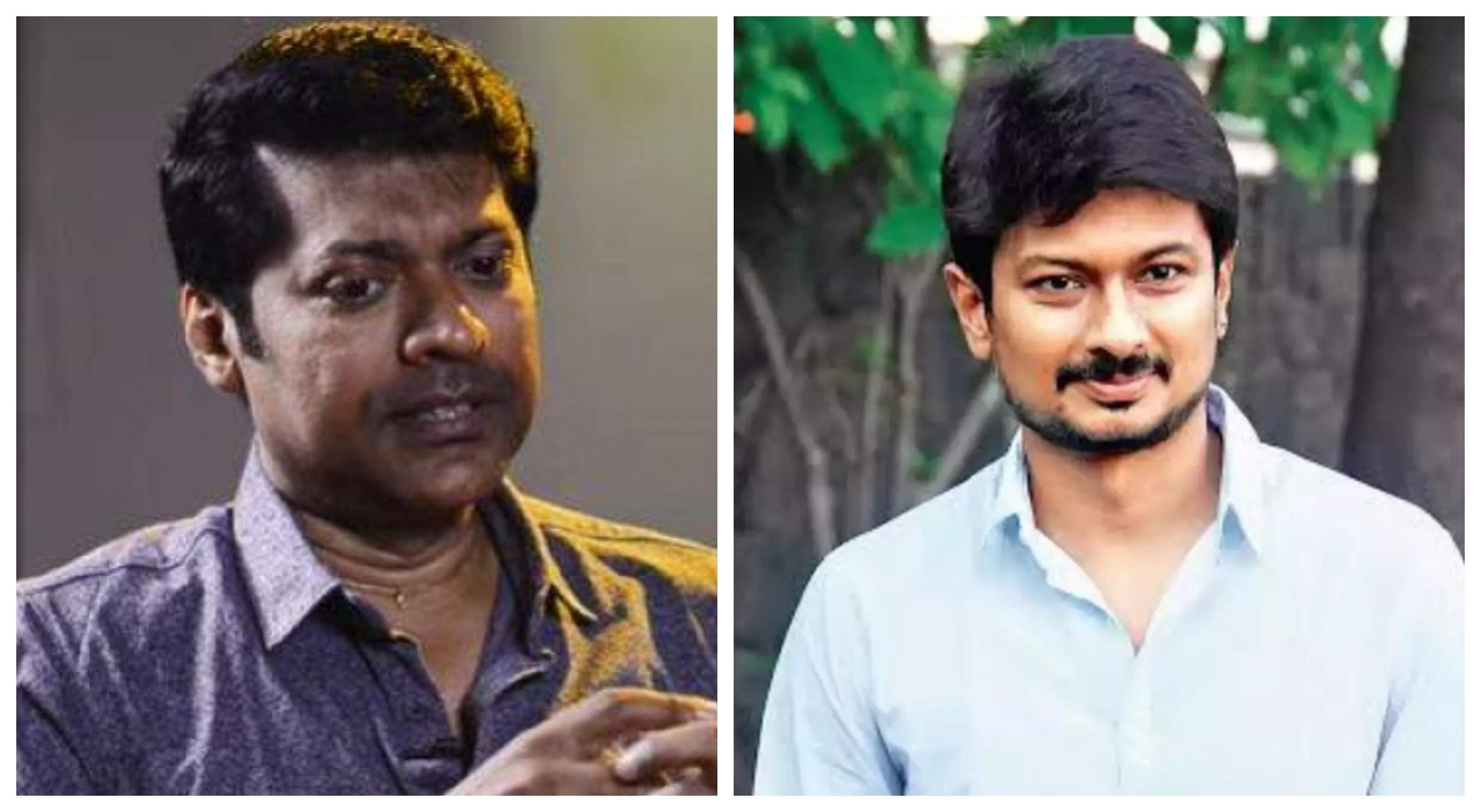 Magizh Thirumeni and Udhayanidhi