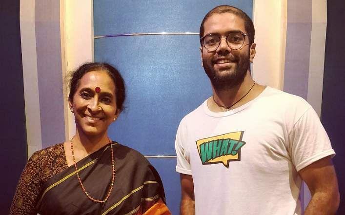 Bombay Jayasree with Govind Vasantha
