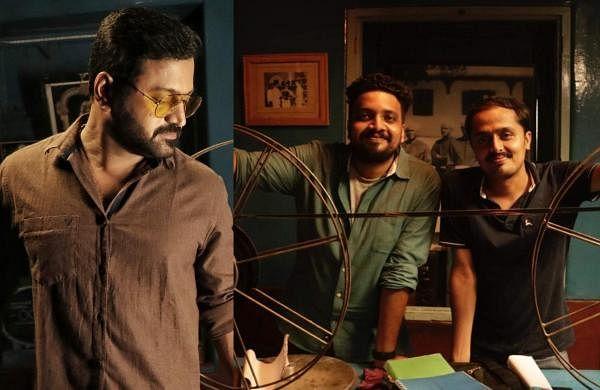 Director Giri Krishna exits Rishab Shetty's Harikathe Alla Girikathe