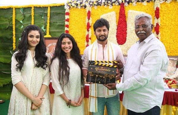 Nani's Shyam Singha Roy launched
