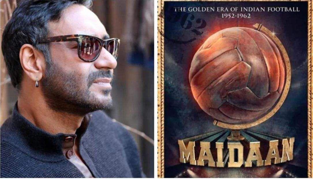 Ajay Devgn-starrer Maidaan to now release on Dussehra 2021