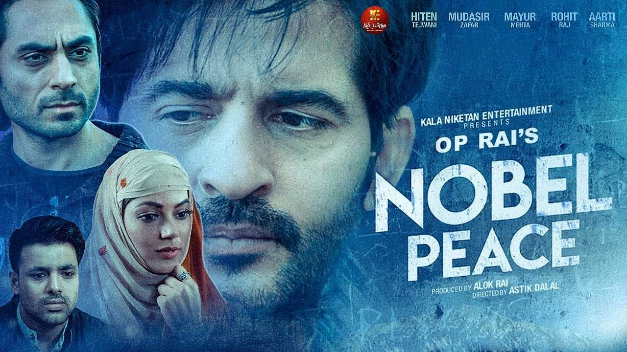 The trailer of Nobel Prize, starring Hiten Tejwani, is out