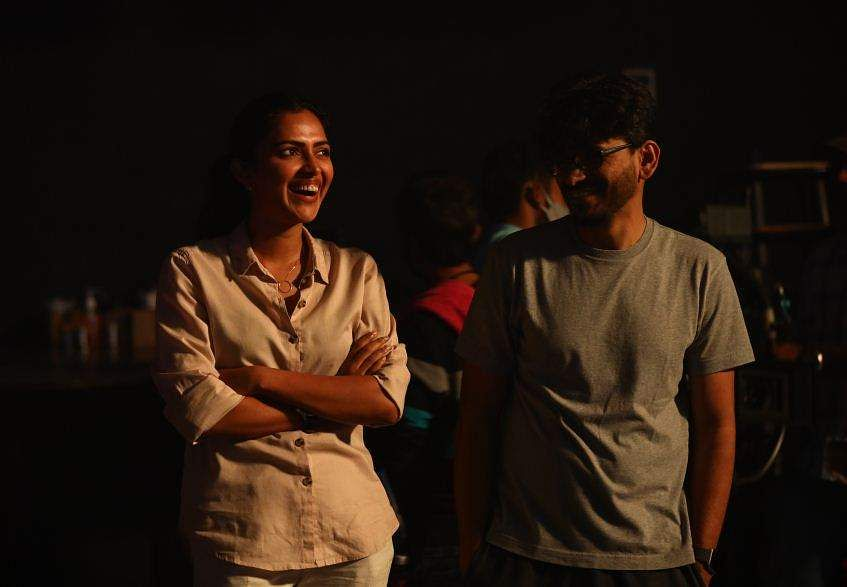 Pawan Kumar and Amala Paul join hands for a web series