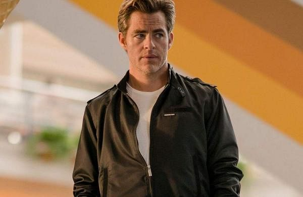 Patty Jenkins is an actor's director: Chris Pine