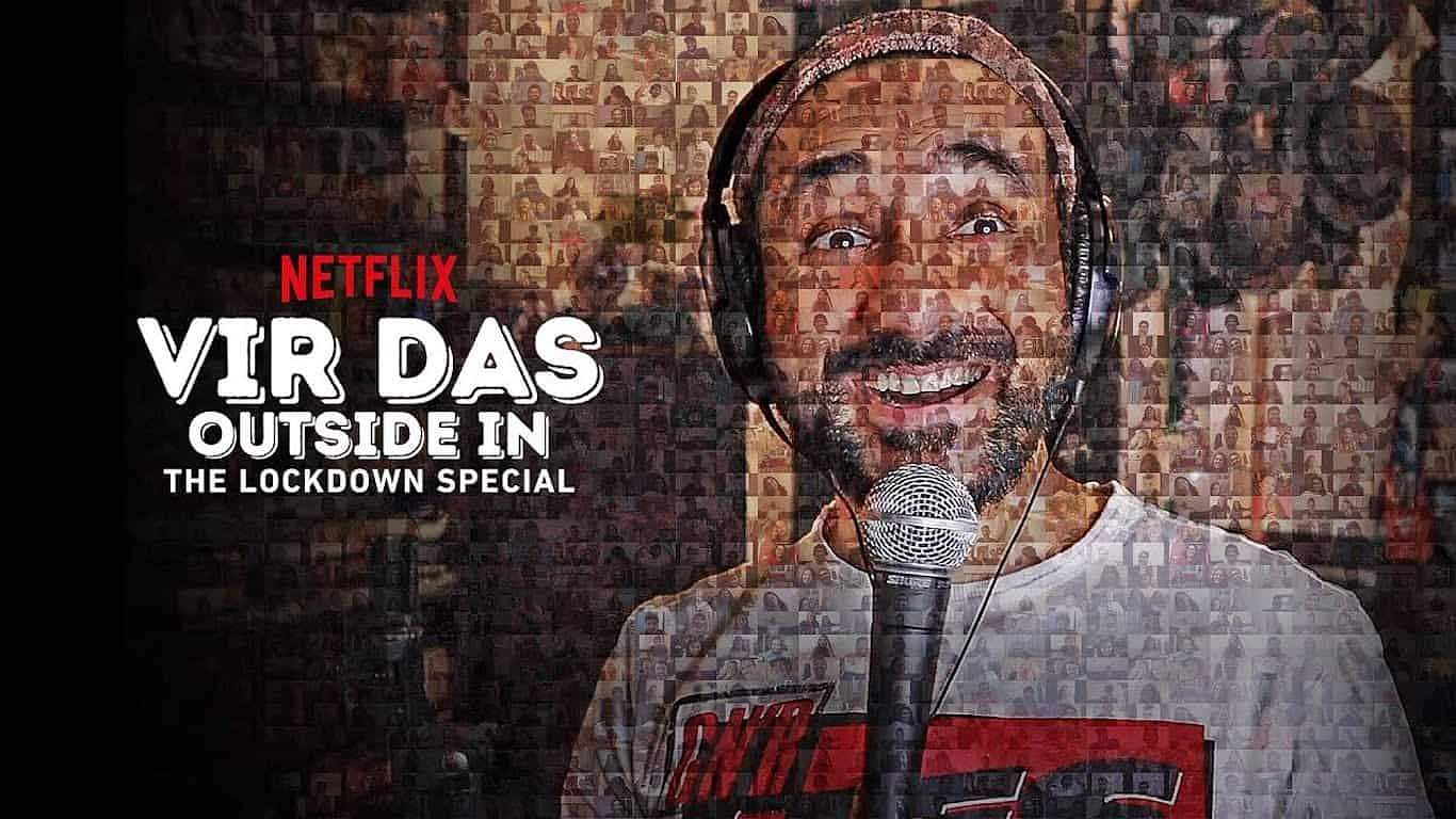 Vir Das Outside In The Lockdown Special Review Heartwarming Relatable Lockdown Comedy Cinema Express