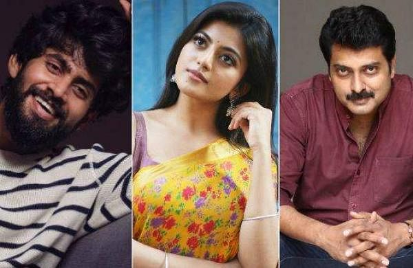 Kathir, Anandhi and Narain join hands for a thriller