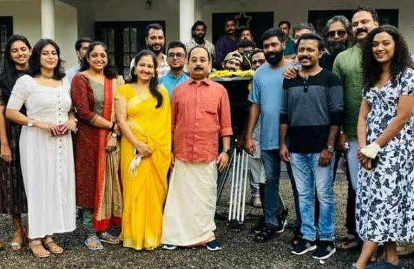 Filming begins for Vishnu Unnikrishnan-starrer Randu