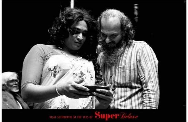 Clicks from the sets of#ThiagarajanKumararajadirectorial, Super Deluxe, starring Vijay Sethupathi,Fahadh Faasil,Samantha,Ramya Krishnan,Mysskin,Bagavathi PerumalandGayathrie. Super Deluxe has