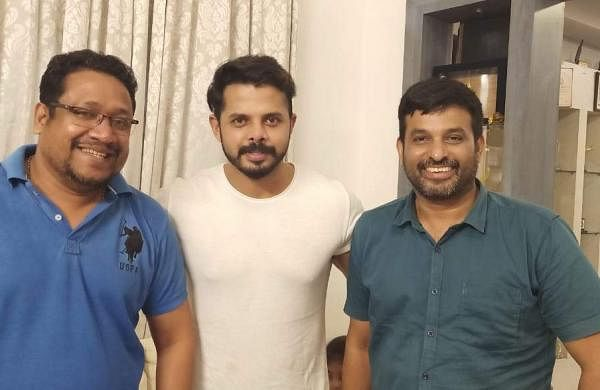 Sreesanth to act in a Marathi film