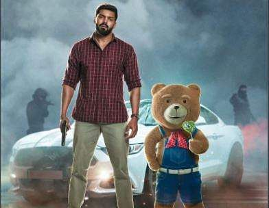 Arya 'Teddy, first Tamil film to use Indian animation - Cinema Express