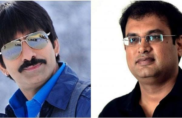 Ravi Teja and Vakkantham Vamsi