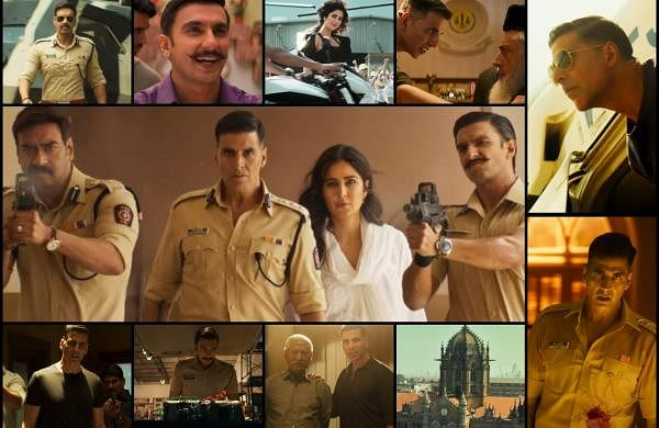 Sooryavanshi trailer: 11 insights from Rohit Shetty's cop actioner
