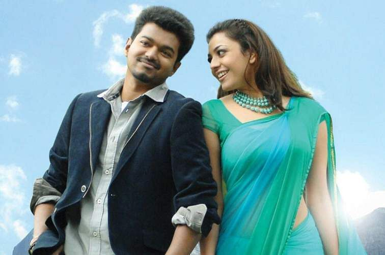 Vijay and Kajal Aggarwal