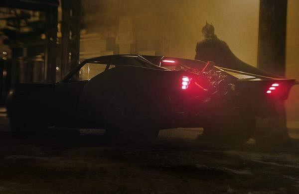Batmobile from Batman