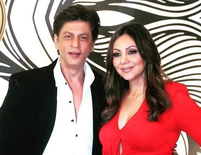 Gauri Khan-Shah Rukh Khan- Covid 19