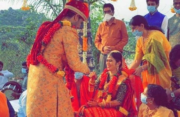 Nikhil Siddarth wedding