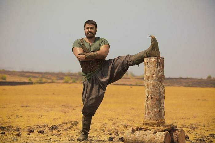 Mohanlal's-photo-from-the-shoot-location-of-Kayamkulam-Kochunni-will-give-you-fitness-goals-700x467