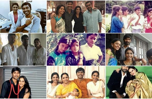 Happy Birthday Dhanush: As the Asuran actor turns 36, here are 36heartwarming moments