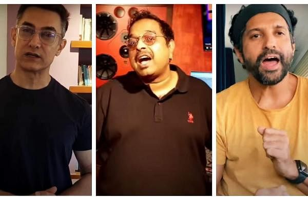 Shankar Mahadevan recreates Dil Chata Hai song