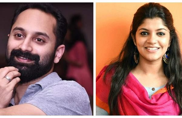 Fahadh and Aparna Balamurali