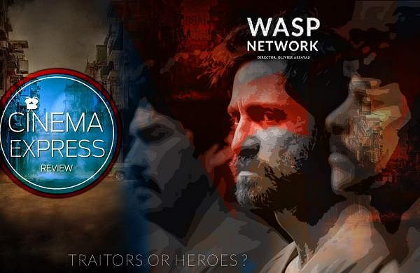 The Wasp Network poster