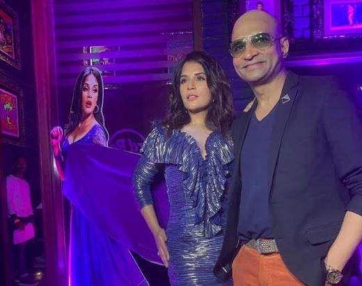 Richa Chaddha and Indrajith Lankesh