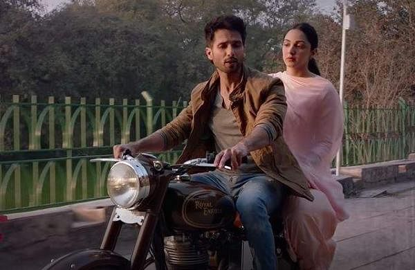 A still from Kabir Singh