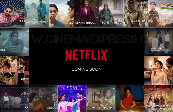 From Ludo and AK vs AK to Gunjan Saxena and A Suitable Boy, here's what is coming up onNetflix
