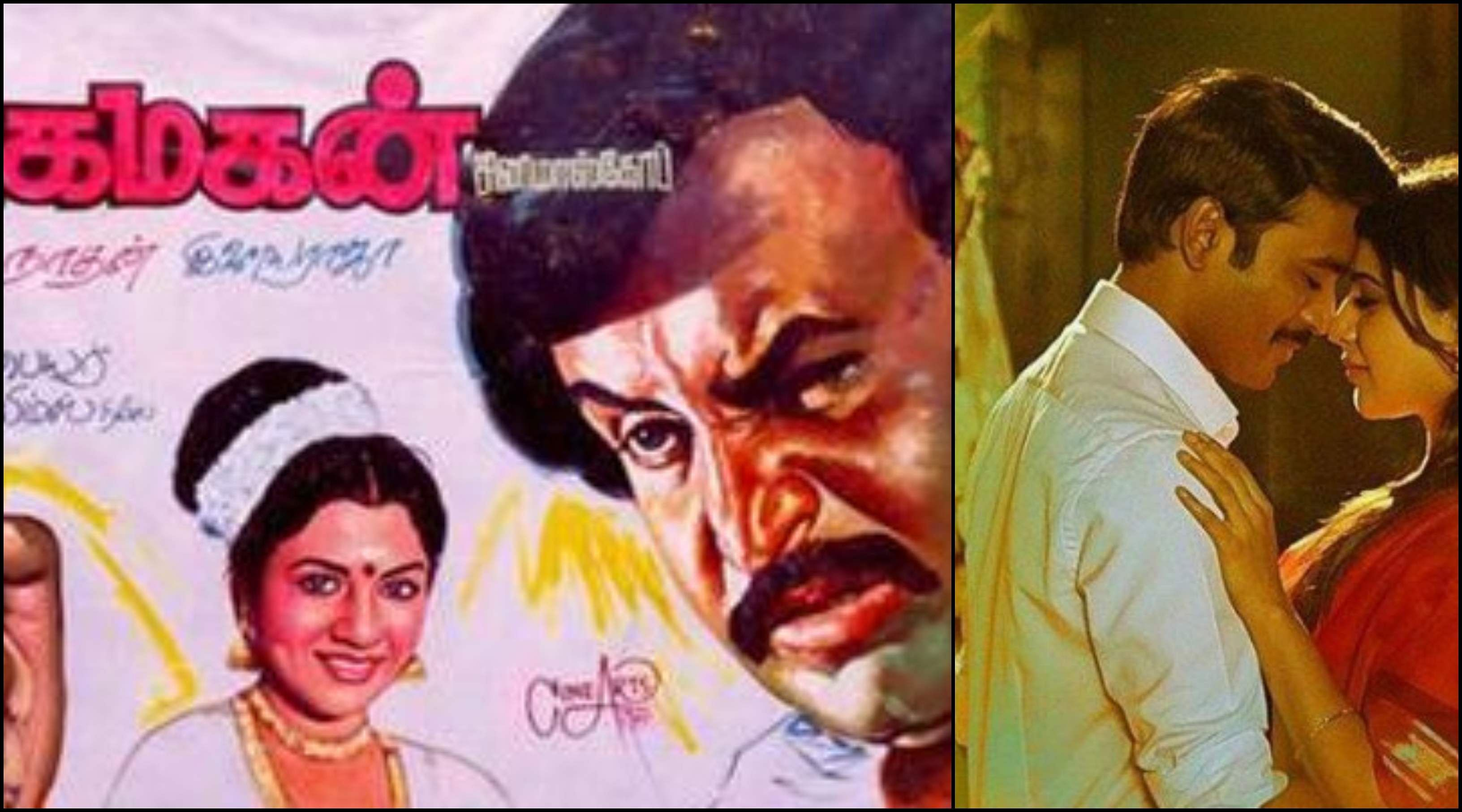 From Asuran and VIP to Aayirathil Oruvan and Kaaki Sattai, 30 films that shared the same names