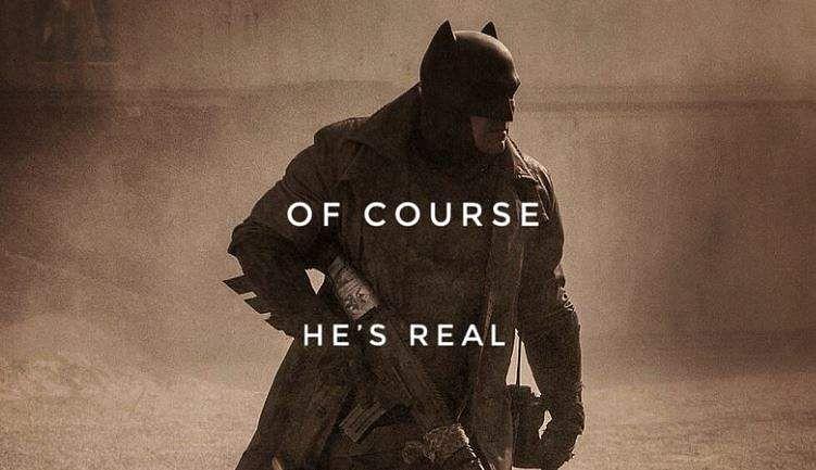 A still from Batman V Superman