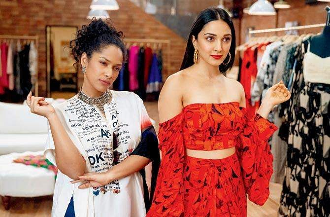 Kiara Advani plays a self-obsessed version of herself in Masaba Masaba-  Cinema express