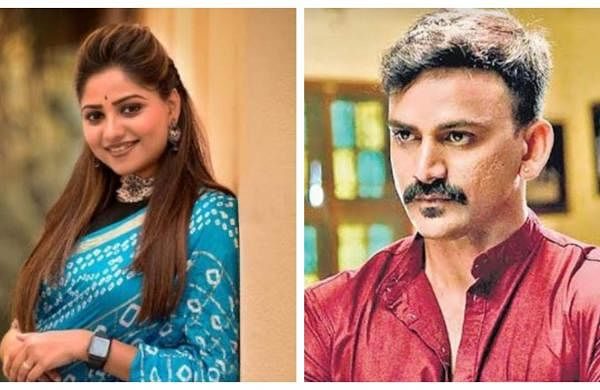 Rachita Ram and Dhananjay