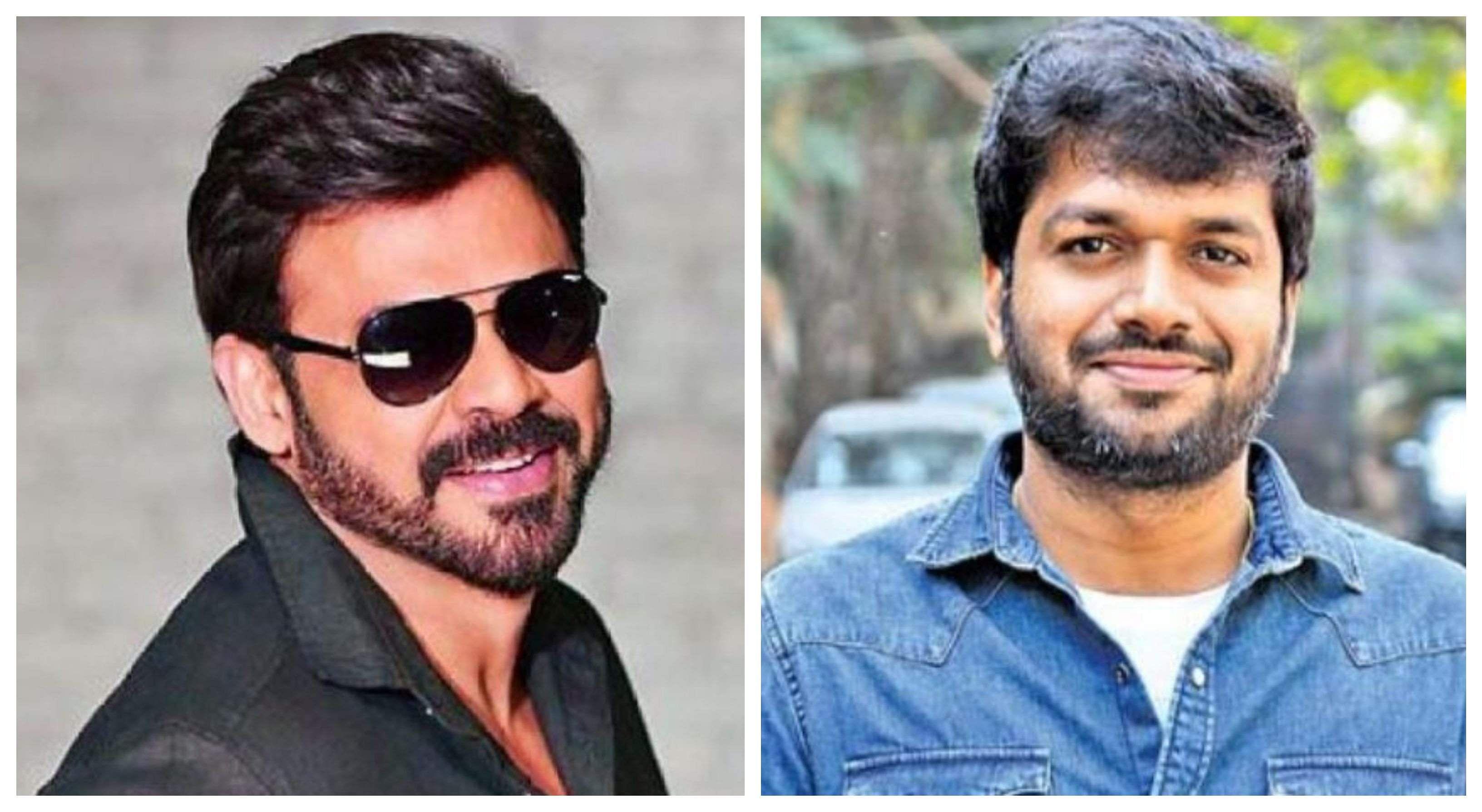 Venkatesh and Anil Ravipudi