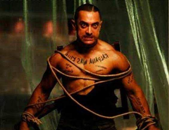 12 years of Ghajini: Lesser-known facts about the Aamir Khan blockbuster-  Cinema express