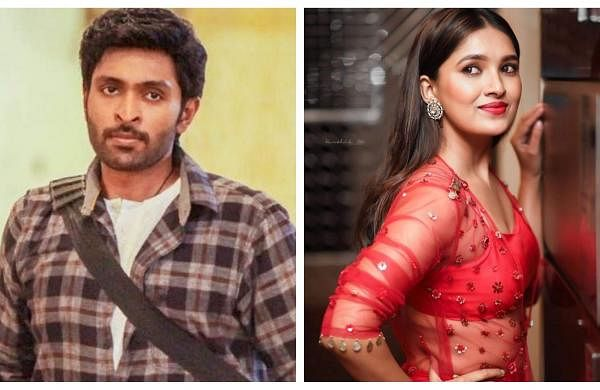 Vikram Prabhu and Vani Bhojan team up