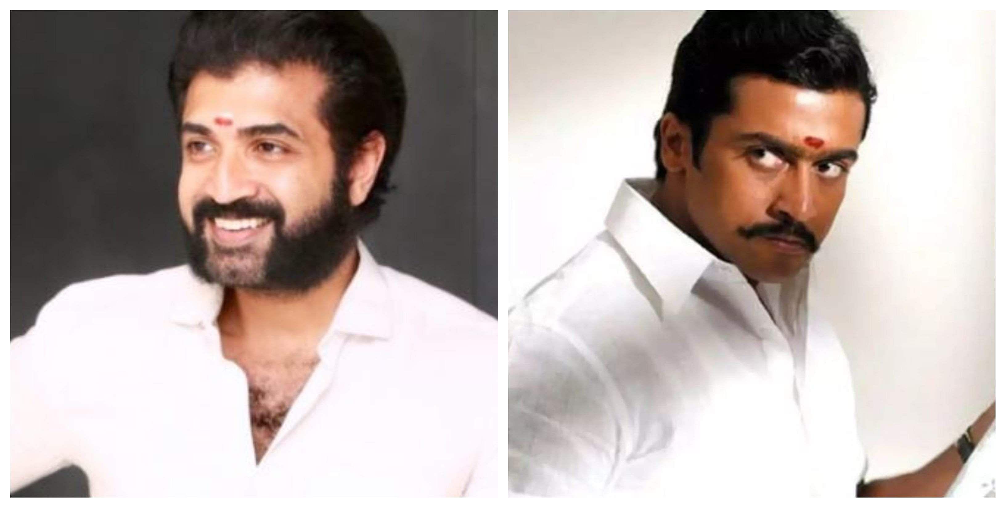 Arun Vijay replace Suriya in Aruvaa?
