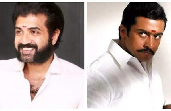 Arun Vijay replace Suriya in Aruvaa?