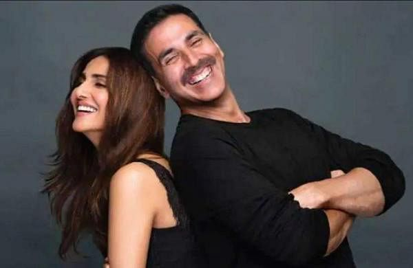 Vani Kapoor and Akshay Kumar