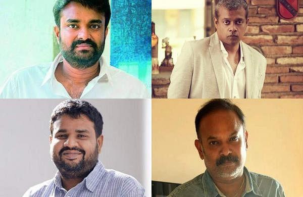 Gautham Menon, Venkat Prabhu, Nalan Kumarasamy and Vijay