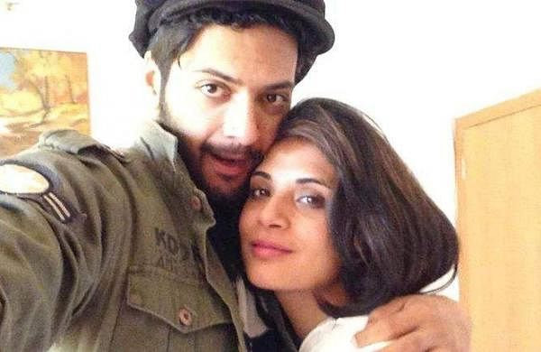 Ali Fazal defends Richa Chadha in Anurag Kashyap row
