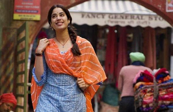 Janhvi Kapoor-starrer Good Luck Jerry goes on floors