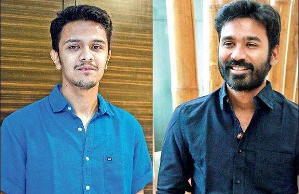 Dhanush sings a song for D43